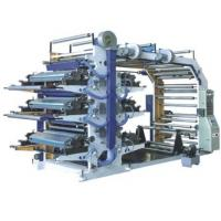 Cheap Multi Coloured Flex Printing Machine For Plastic Bags High Performance for sale