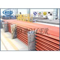 Cheap Red Painted ND Or Carbon Steel Boiler Economizer HRSG Heat Recovery Steam Generator Boiler wholesale