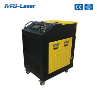 Cheap Portable 120W Laser Metal Cleaning Machine  With Air Cooling for sale