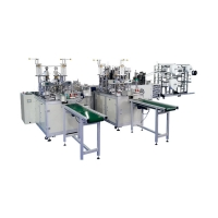 Cheap 13KW 175mm*95mm Medical Mask Production Machine for sale