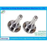Copper / Bronze CNC Turning Machine Parts on Automation Equipments