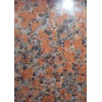 Cheap G562 Maple Red Polished Kitchen Floor Tiles , Large Polished Floor Tiles for sale