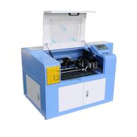 Cheap High Precision 500*400mm Desktop Advertising  Co2 Laser Engraving Cutting Machine 60W for sale