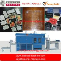 China Automatic High Speed Blister Forming Machine PLC Control MX700X1200 on sale