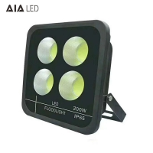 Cheap New aluminum rainproof IP66 round angle led flood light COB 200W LED Flood lighting for sale