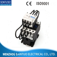 China CJ19 Changeover Capacitor AC Contactor , Reactive Power Compensation AC Magnetic Contactor on sale