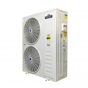 Cheap 220V 380V factory OEM low temperature pompe a chaleur monobloc EVI DC inverter water air monobloc heat pump for sale