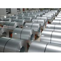 Commercial Hot Dipped Galvanized Steel Coils / Plate Bright Annealed Fire Resistance