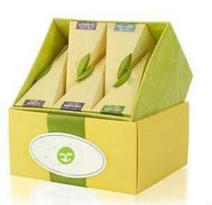 black tea in double boxes