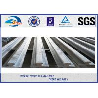 Cheap SUYU Steel Crane Rail QU100 Chinese Standard U71Mn Railway Heavy Materials for sale