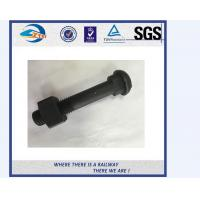 Cheap ZhongYue Railway Bolts Anchor Bolts For Rail Fastening Products for sale