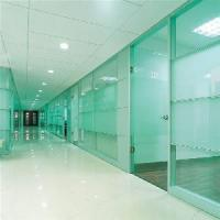 Cheap Tempered Glass Partition Wall for sale