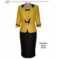 China Wholesale 2 Pieces Dress Suits for Women on sale