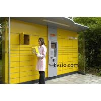 Cheap Express Logistic Electronic Parcel Lockers Dual Core G2060 CPU Easy To Operate for sale