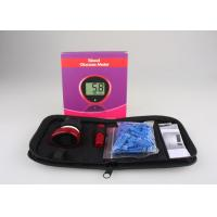 Buy cheap Multifunction Blood Sugar Measuring Device Approximately 1000 Tests 1 Years Warranty from wholesalers