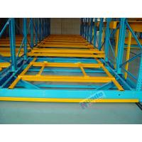 Cheap Freezers Rail Free Mobile Storage Racks 32000Kg Per Module Without Concrete Floor Construction wholesale