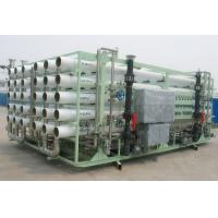 Buy cheap Power Plant Large Scale Water Purification Systems , 8000 Lph Ro Treatment Plant from wholesalers