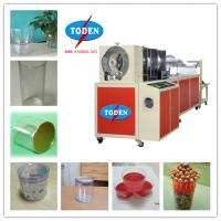 Cheap PVC PET cylinder gluing and welding machine for sale