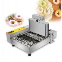 Cheap New product electric mini 4-row donut making machine, 304 stainless steel automatic doughnut machine for sale