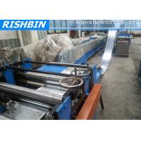 Buy cheap 5.5 KW C Profile C Channel Roll Forming Machine with 15 m / min Working Speed from wholesalers