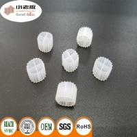 Cheap HDPE Small Size K1 Bio Filter Media 900m2 / M3 Suface Area 11*7mm Size for sale