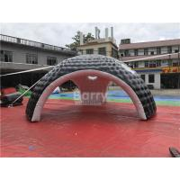 Cheap Giant Inflatable Igloo Dome Tent For Rental / Inflatable Spider Dome Tent for sale