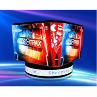 Cheap Stadium Sports LED Display , Sphere LED Display Indoor 10000 Pixels/㎡ for sale