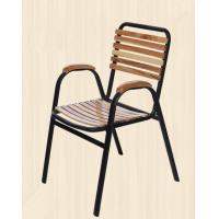 Cheap Comfortable Steel Dining Chairs for sale