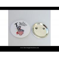 Cheap Promotional Personalized metal custom cheap tin button badge for sale