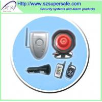 Cheap 2 Way Car Alarm System for sale