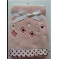 Cheap Embroidered Baby Blanket (ABTX-106) for sale