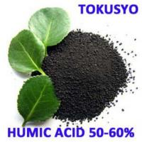 China Lawn Gardening Organic Guano Fertilizer , Raw Materials Humic Acid on sale