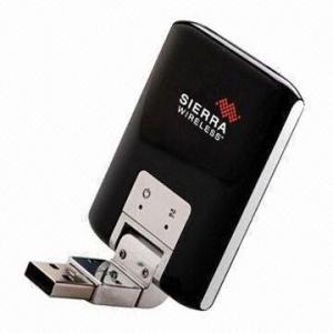 Cheap AirCard Sierra 313U 4G USB Stick, 100m LTE, HSPA+, HSPA, EDGE, GPRS, GSM Network Dual Carrier for sale