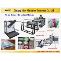 Buy cheap Vinot company Air Bubble Film Making Machine  Custom-Tail With Different Spec Model No. DY-1200 from wholesalers