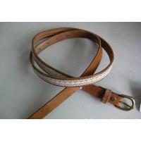 Cheap Real Leather Belts for sale