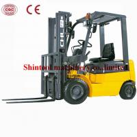 Cheap 1.0T Powered Diesel Forklift Truck With 500mm Load Centre And 1750kg Rated Capacity for sale