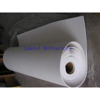 Cheap Ceramic Fiber Insulation Refractory Paper For Induction Coil Liner for sale
