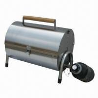 Cheap Stainless Double Gas Barbecue Grills for sale