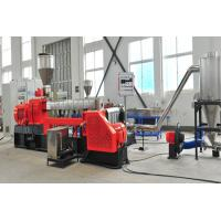 Cheap 110L Kneader Two Stage Extruder 500-600 Kg/H Capacity ISO9001 Approval for sale