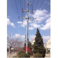 Cheap 110kv power transamission monpole towe for sale