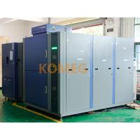 Cheap AC 380±10 % 50Hz Stainless steel Thermal Shock Test Chamber for LCD lighting industry for sale
