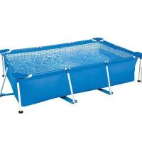 Cheap Flame Retardant PVC Swimming Pool / Durable Family Use Indoor Swimming Pool for sale
