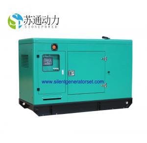 China SP9M5 Perkins Generator Set / Small Diesel Generator Set 1500rpm Rate CE on sale