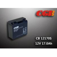 Cheap 12V 17AH CB12170S Valve Regulated Lead Acid Battery Anti Corrosion Maintenance Free wholesale
