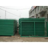 Cheap weaving low carbon steel Wire Mesh Fence for seaport , garden , feeding for sale