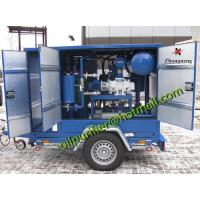 Cheap Insulation Oil Purification Plant, Mobile Transformer Oil Filtration Machine for outside field transformer service for sale