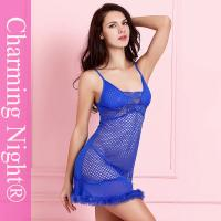 China Extreme Sexy Adult Transparent Chemise honeymoon nightwear for women on sale