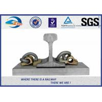 Cheap Customized E Elastic Rail Clips HDG Steel 60Si2MnA as Track Part for sale