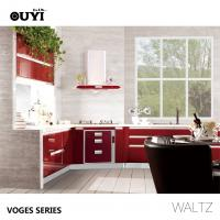 Cheap Fashionable luxury high technology unique integral kitchen cabinet for sale