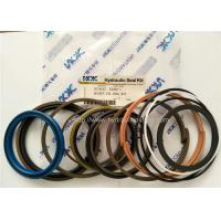 Cheap Break Hydraulic Cylinder Excavator Seal Kit , Oil Seal Kit For Excavator Parts wholesale